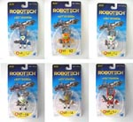 Picture for Marcross Robotech Super Deformed Keychain (6pc) by Toynami