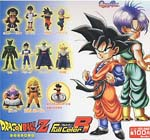 Picture for FULL SET OF 10PC DRAGON BALL Z GASHAPON MINI FIGURE FULL COLOR R