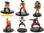 Picture for FULL SET OF 6PC DRAGON BALL Z POSING FIGURE PART 1
