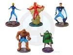 Click for FULL SET OF 5PC THE Fantastic Four MOVIE FIGURES COLLECTION BY TOMY Detail
