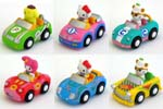 Picture for FULL SET OF 6PC HELLO KITTY PULL BACK CAR COLLECTION