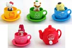Click for FULL SET OF 5PC HELLO KITTY CUP CAR COLLECTION Detail