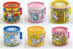 Click for FULL SET OF 6PC HELLO KITTY HOUSE SETTING COLLECTION Detail