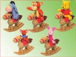 Picture for FULL SET OF 5PC ROCK-ALONG WITH WINNIE THE POOH FIGURE COLLECTION