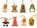 Click for FULL SET OF 8PC WINNIE THE POOH Peek-A-Pooh FIGURE COLLECTION SERIES 1 Detail