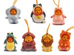 Click for FULL SET OF 7PC WINNIE THE POOH Peek-A-Pooh FIGURE COLLECTION SERIES 2 Detail