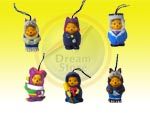 Click for FULL SET OF 6PC WINNIE THE POOH Peek-A-Pooh FIGURE COLLECTION Japan version Detail