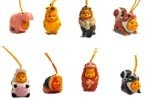 Click for FULL SET OF 8PC WINNIE THE POOH Peek-A-Pooh FIGURE COLLECTION SERIES 4 Detail
