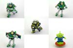 Picture for FULL SET OF 5PC DISNEY TOY STORY BUZZ LIGHTYEAR FIGURE COLLECTION JAPAN VERSION