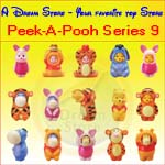 Click for FULL SET OF 10PC WINNIE THE POOH PEEK-A-POOH FIGURE COLLECTION SERIES 9 Detail