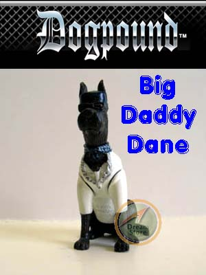 Detail Picture for Homies Dog Pound Series 1 Big Daddy Dane