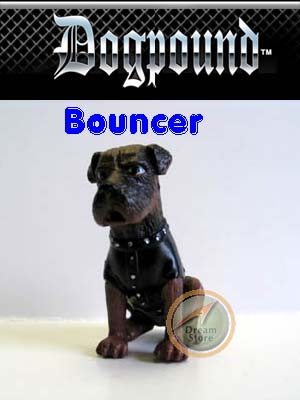 Detail Picture for Homies Dog Pound Series 1 Bouncer