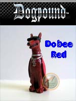 Picture for Homies Dog Pound Series 1 Dobee Red
