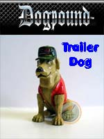 Click for Homies Dog Pound Series 1 Trailer Dog Detail