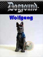 Picture for Homies Dog Pound Series 1 Wolfgang
