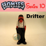 Click for HOMIES SERIES 10 Drifter Detail