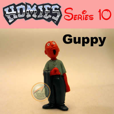 Detail Picture for HOMIES SERIES 10 Guppy