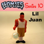Click for HOMIES SERIES 10 Lil Juan Detail