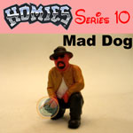 Picture for HOMIES SERIES 10 Mad Dog