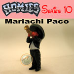 Picture for HOMIES SERIES 10 Mariachi Paco