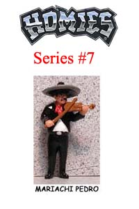 Picture for HOMIES SERIES 7 MARIACHI PEDRO