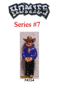 HOMIES SERIES 7 PAISA Picture