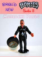 Picture for HOMIES SERIES 8 Mariachi Pablo