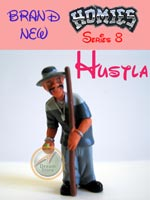 Picture for HOMIES SERIES 8 Hustla