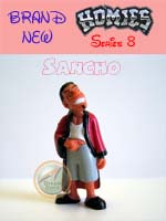 Click for HOMIES SERIES 8 Sancho Detail