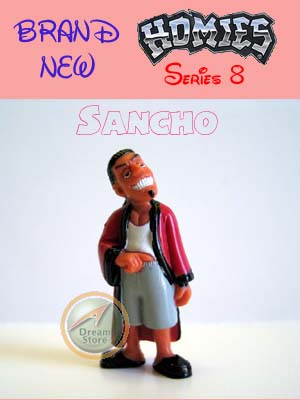Detail Picture for HOMIES SERIES 8 Sancho