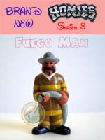 Picture for HOMIES SERIES 8 Fuego Man