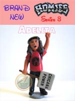 Picture for HOMIES SERIES 8 Adelita