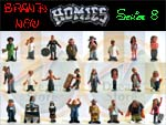 Click for HOMIES SERIES 8 FULL SET Detail