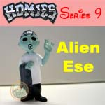 Click for HOMIES SERIES 9 Alien Ese Detail
