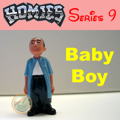 Detail Picture for HOMIES SERIES 9 Baby Boy