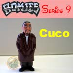Click for HOMIES SERIES 9 Cuco Detail