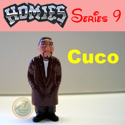 Detail Picture for HOMIES SERIES 9 Cuco