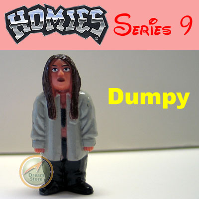 Detail Picture for HOMIES SERIES 9 Dumpy