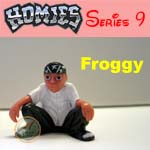 Click for HOMIES SERIES 9 Froggy Detail