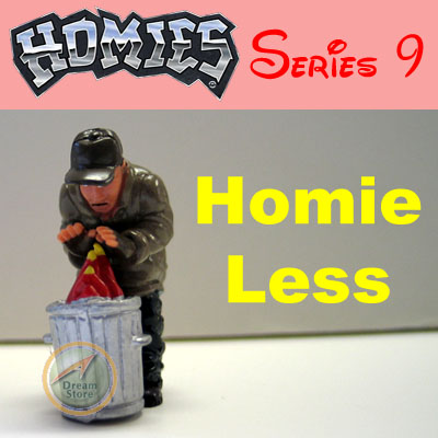 Detail Picture for HOMIES SERIES 9 Homie Less