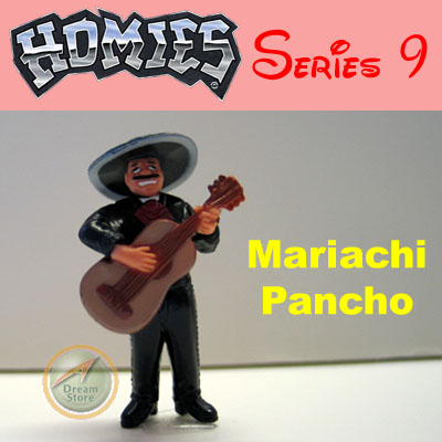 Detail Picture for HOMIES SERIES 9 Mariachi Pancho