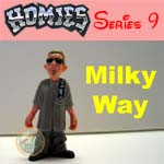 Click for HOMIES SERIES 9 Milky Way Detail