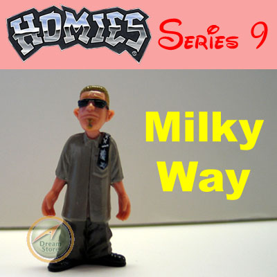 Detail Picture for HOMIES SERIES 9 Milky Way