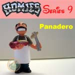 Click for HOMIES SERIES 9 Panadero Detail