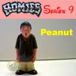 Click for HOMIES SERIES 9 Peanut Detail