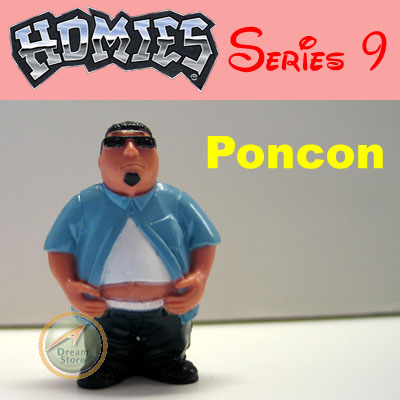 Detail Picture for HOMIES SERIES 9 Poncon