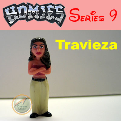 Detail Picture for HOMIES SERIES 9 Travieza