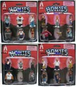 Picture for HOMIES SERIES 4 COMPLETE SET ON CARD