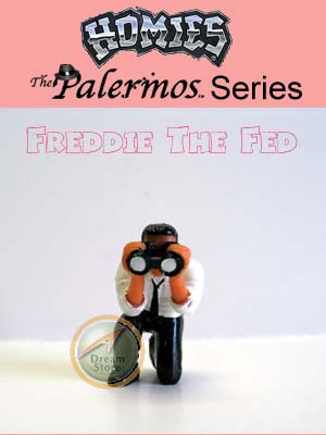 Detail Picture for HOMIES PALERMOS SERIES Freddie The Fed