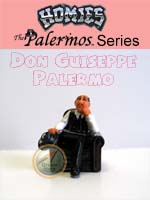 Click for HOMIES PALERMOS SERIES Don Guiseppe Palermo Detail